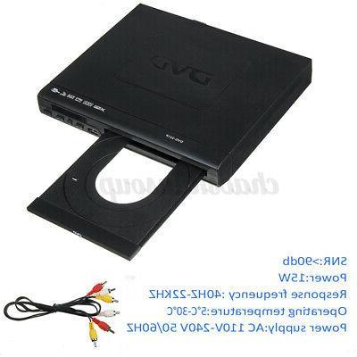 1080P CD Player USB Multi-Region/Multi-System Controller