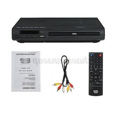 1080P DVD CD USB Multi-Region/Multi-System +