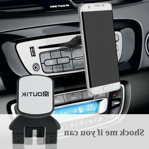 2In1 Magnetic Car Mount for Mini Tablet Phone