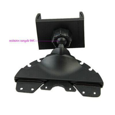 360° Car Slot Cradle Holder For GPS