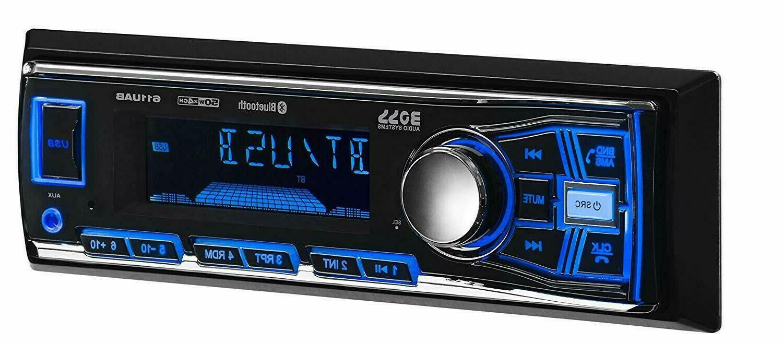 611uab car stereo bluetooth no cd dvd