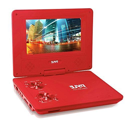 9 portable dvd player built