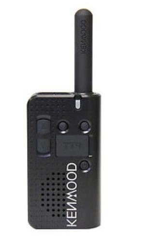 Kenwood PKT-23 Pocket-Sized UHF FM Portable Radio, 1.5 Watts