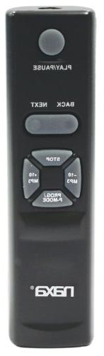 NAXA MP3/CD Player AM/FM Radio Cassette