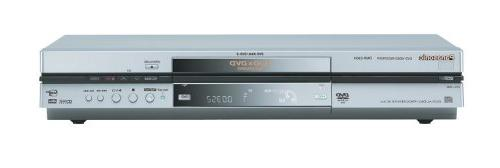 Panasonic DMR-E80H Progressive-Scan DVD Player/Recorder with