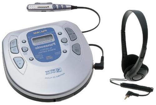 Panasonic SL-SX287J Portable CD Player