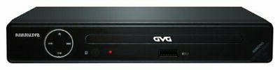 SDVD6670 Progressive Scan Compact HDMI DVD Player, 1080p Upc