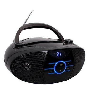 AM/FM Bluetooth, Ambient