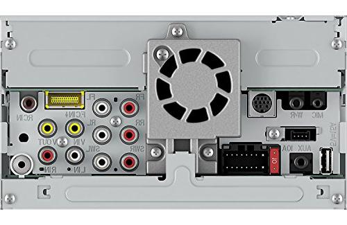 Pioneer AVH-1300NEX Receiver with Display/Apple CarPlay/Built-in Bluetooth/SiriusXM-Ready/AppRadio Mode +