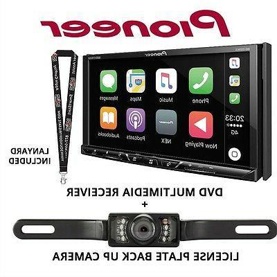 "Pioneer AVH-2330NEX 7"" DVD Receiver Apple CarPlay Bluetooth"