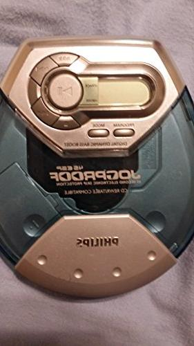 ax5115 ultracompact portable cd player