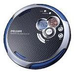Philips AX5311 Personal CD Player with Remote Control and Ca