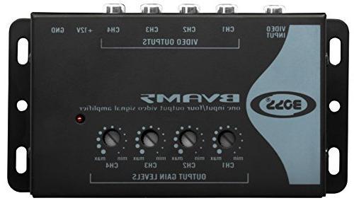 bvam5 signal amplifier 4 rca