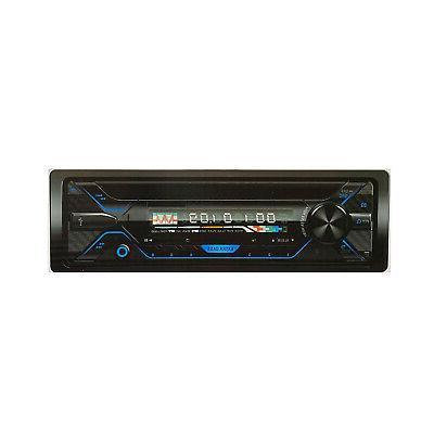 Gravity AGR-209BT Car Stereo, Bluetooth, CD  Player, USB, AU