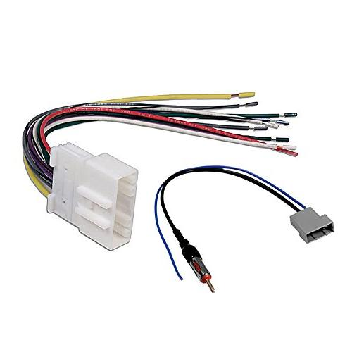 car stereo cd player wiring