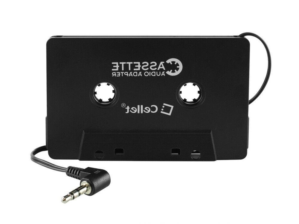 cassette audio adapter