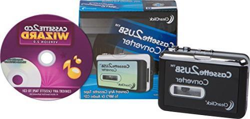 cassette tape usb converter