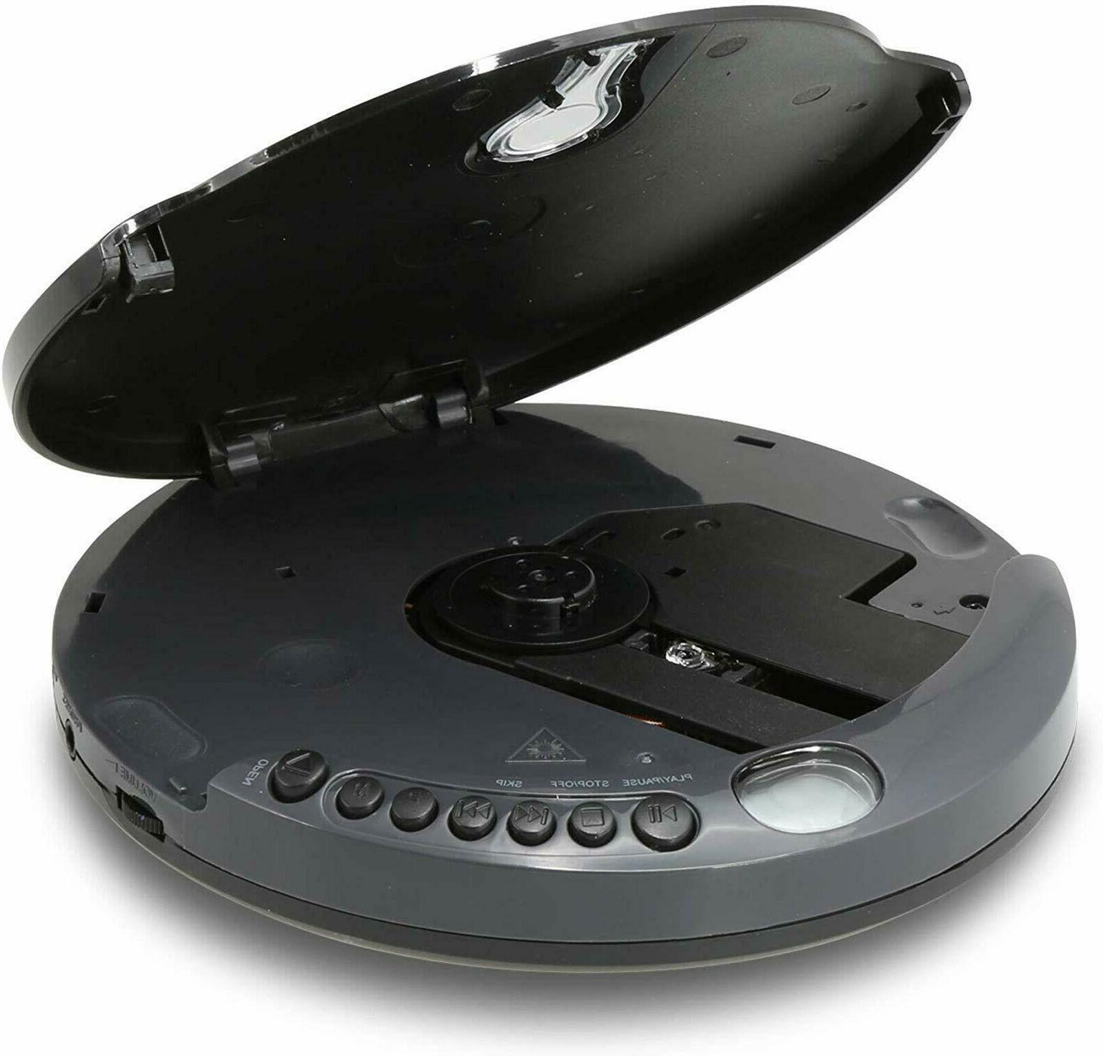 CD Player with Protection