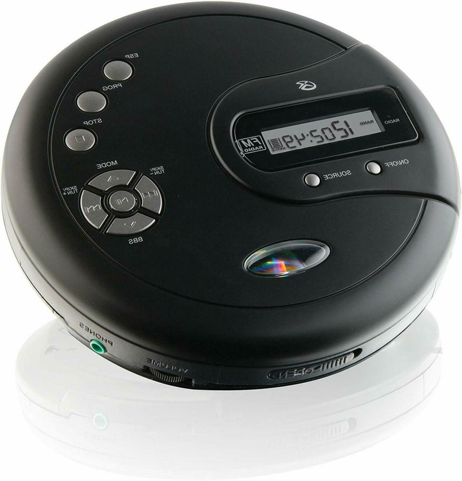 CD Protection Radio