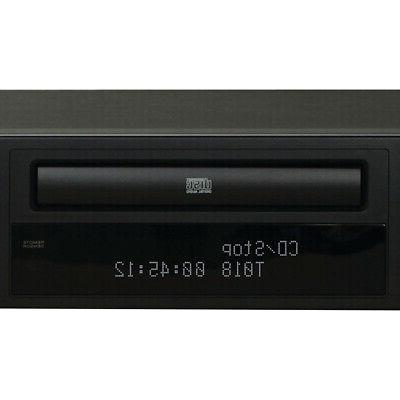 Teac CD-P650-B Disc Player with iPod