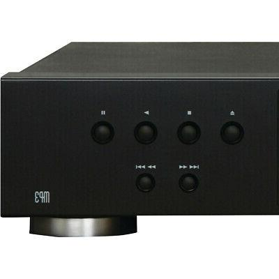 Teac CD-P650-B Compact Player with USB iPod Interface