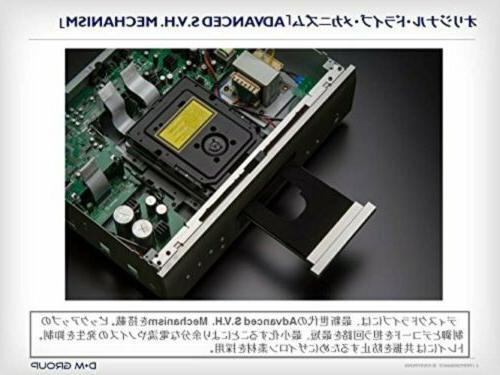 DENON CD SACD Premium DCD-1600NE