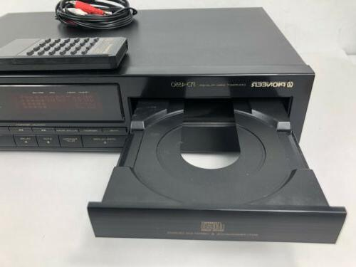Pioneer CD Disc Vintage PD-4550