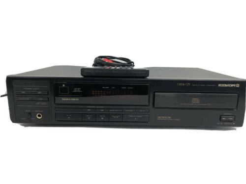 cd player single disc vintage pd 4550