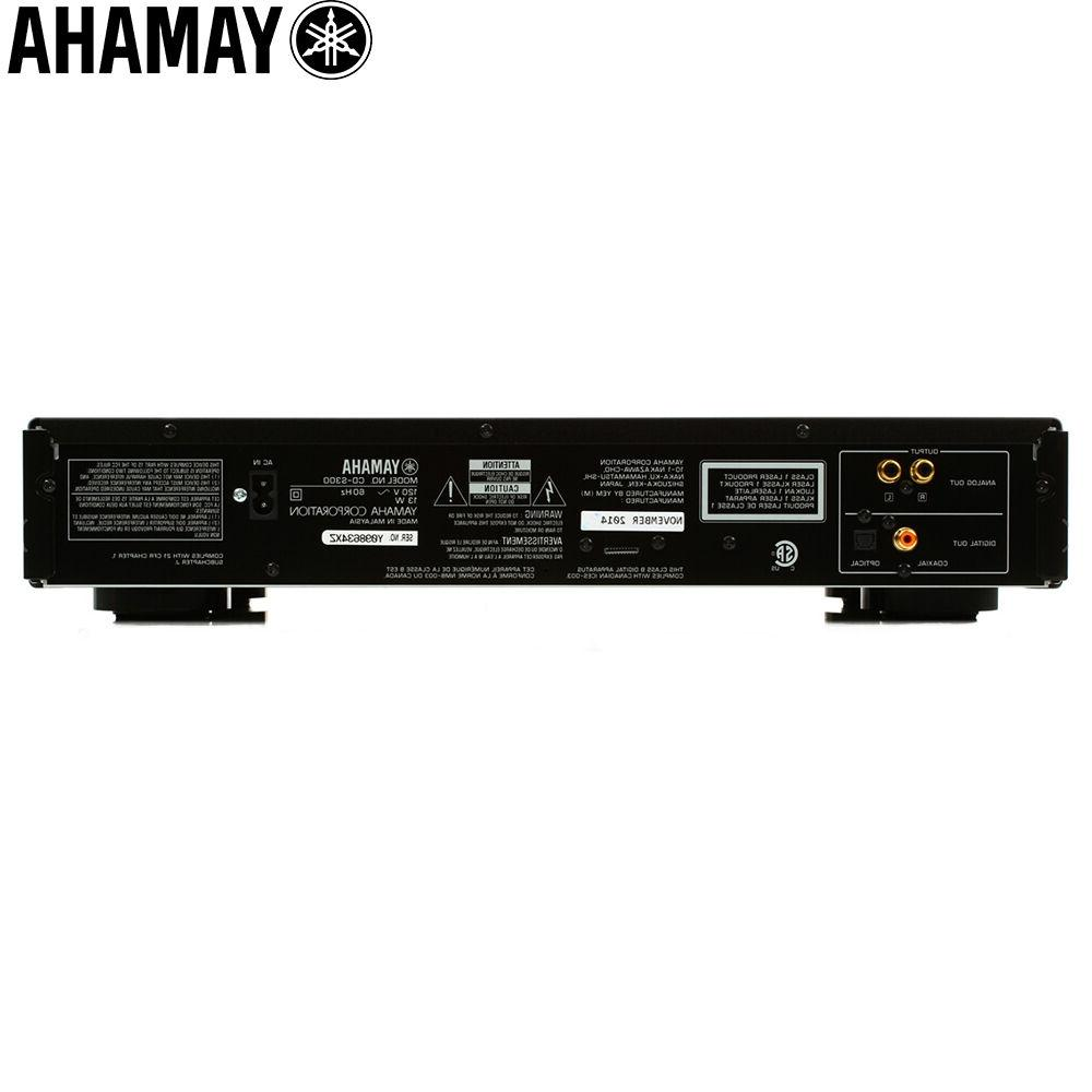 Yamaha Rackmount USB CD Player Control
