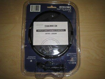 Curtis CD145 Portable Player