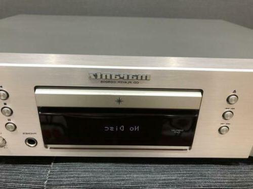 Marantz CD5005 Used Working ! CD Player Voltage
