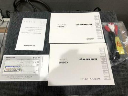 Marantz CD 5005 Used Working Good ! CD Player Voltage 100V