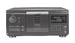 Sony CDP-CX90ES - CD changer - black