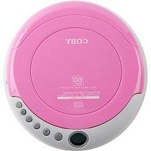 Coby CXCD329 Slim Personal CD Player with Anti-Skip Protecti