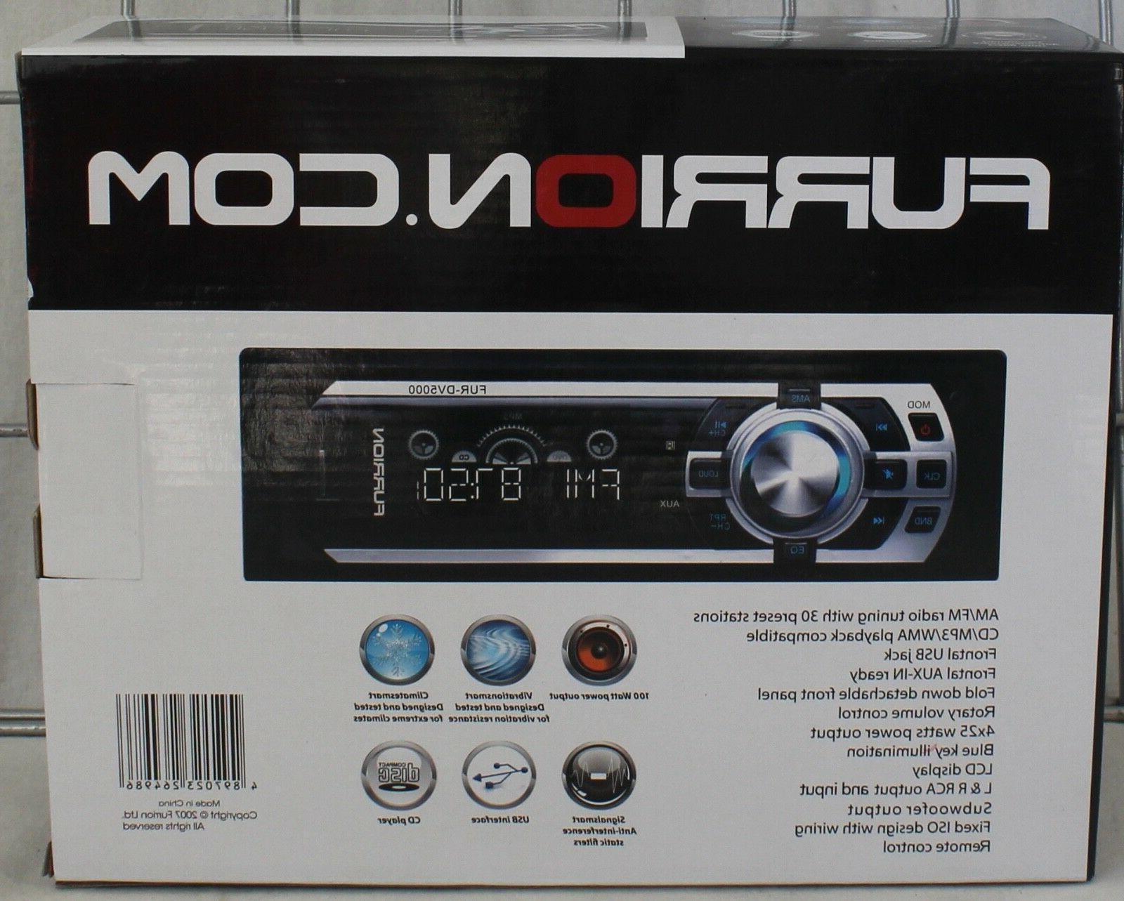 NEW DV5000 Stereo CD Face