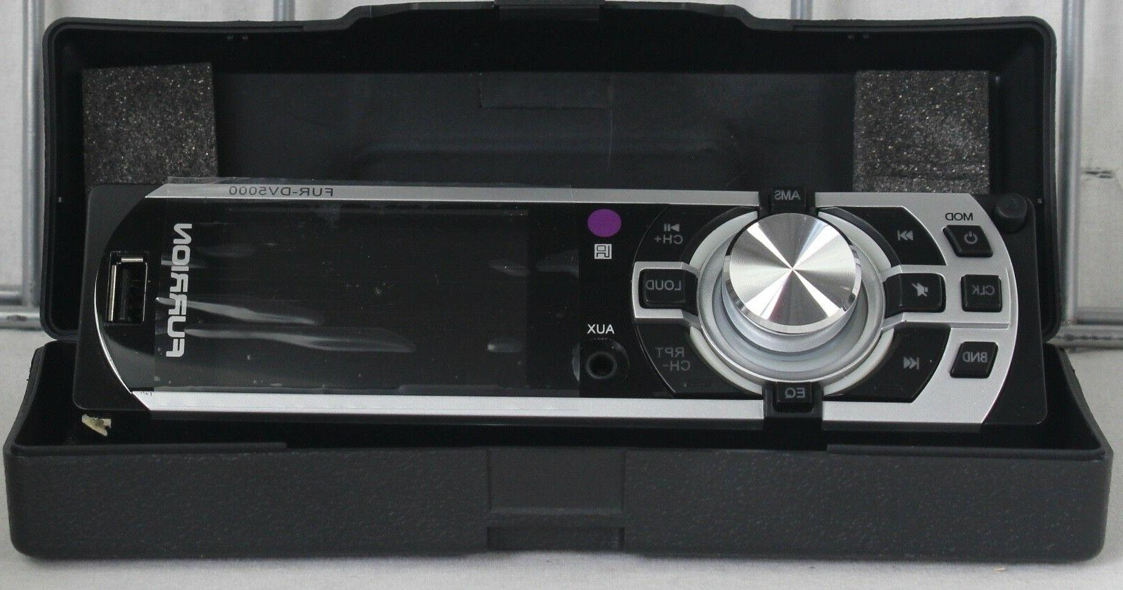 NEW Furrion Stereo In-Dash AM/FM CD Remote Face