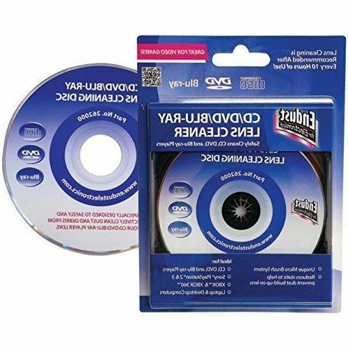 dvd lens cleaner for cd dvd blue