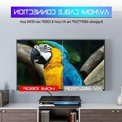 Gueray Region Recorded HDMI/AV