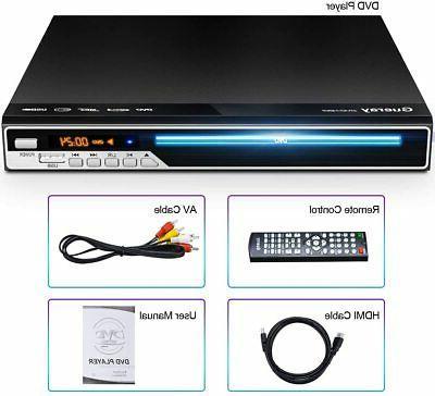 Gueray Player, All Region DVD Recorded HDMI/AV