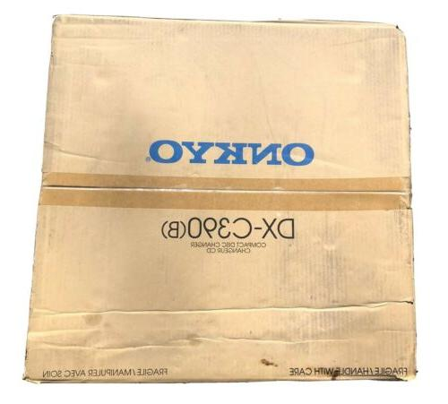 ONKYO DX-C390 CD Changer