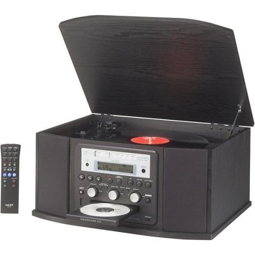 gf 350 turntable cd recorder