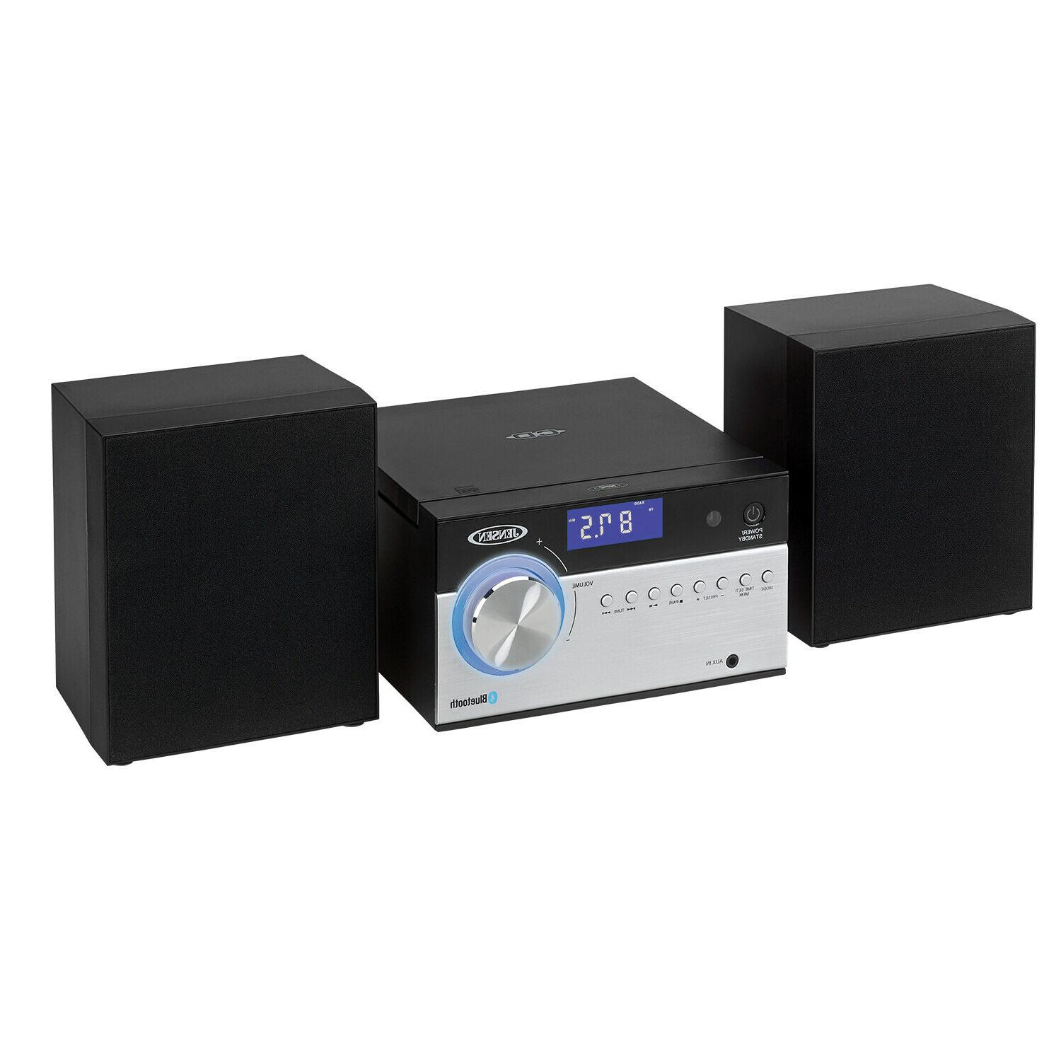 home stereo system radio bluetooth am fm