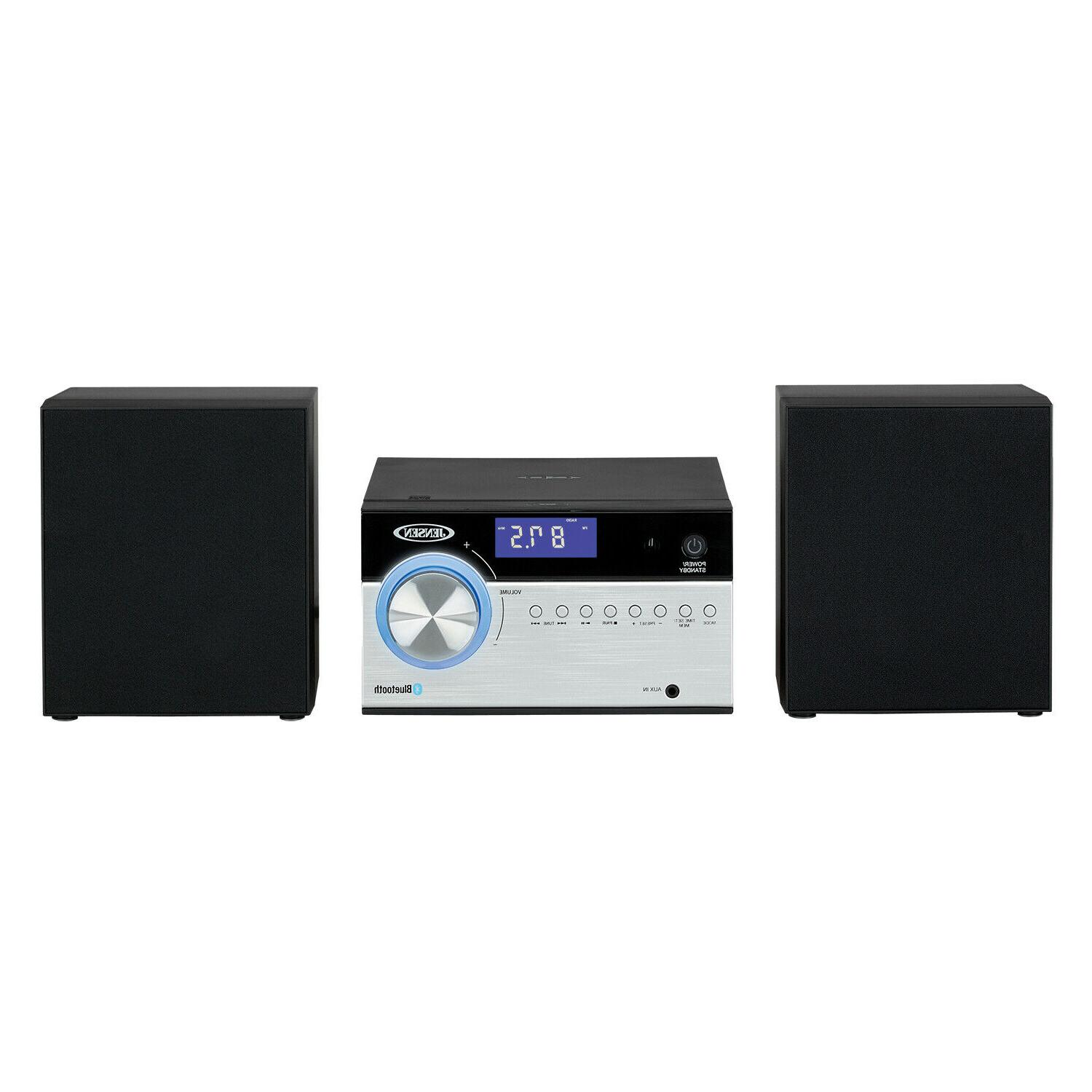 Home Bluetooth AM/FM CD Player Compact