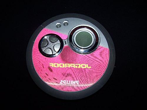 jogproof portable cd player