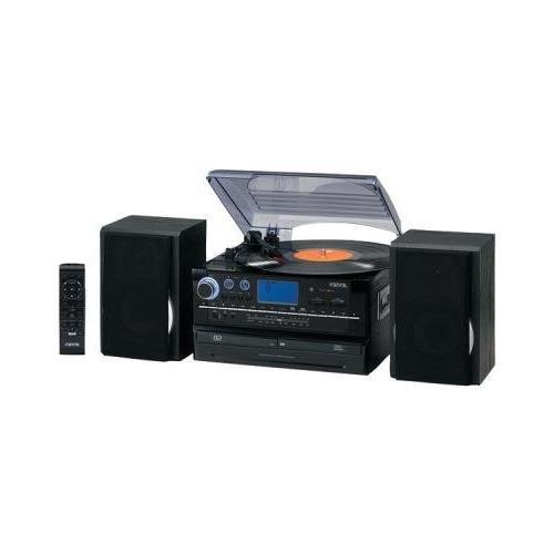 jta 980 turntable 2 cd