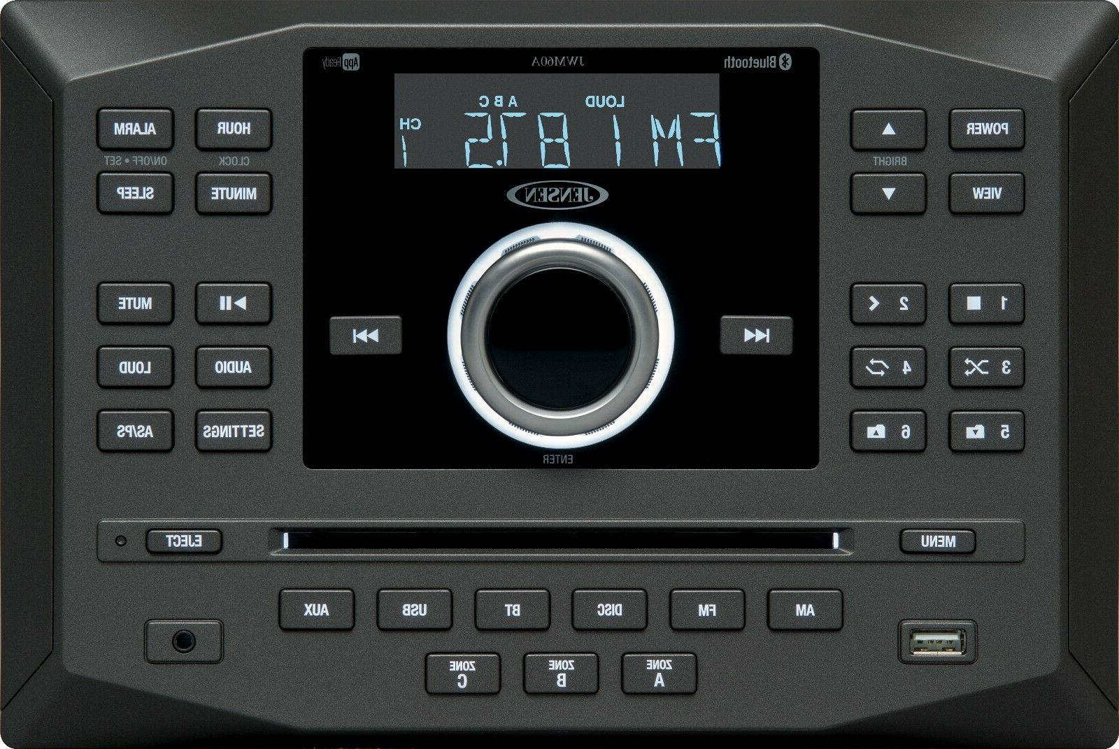 jwm60a am fm dvd cd
