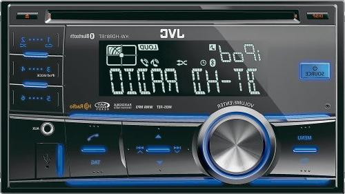 kw hdr81bt double din cd
