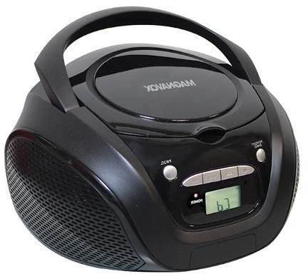 magnavox md6923 boombox am fm radio