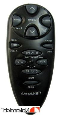 NAKREM - Nakamichi Wireless Remote Control for Select Car St