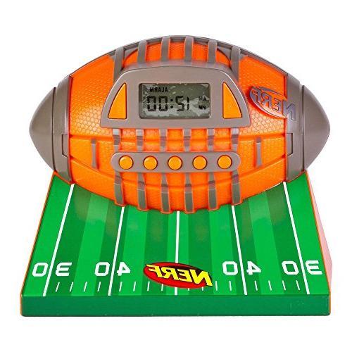 nerf 52356 tru alarm clock